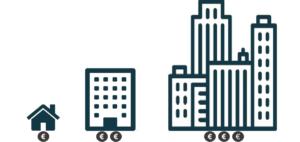 Asunnon hinta-arvio verkossa - alueet 2.1